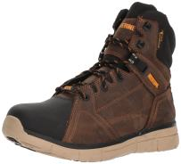 Wolverine Men's Rigger WPF Soft-Toe Mid Wedge Construction Boot