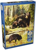 Cobblehill 85036 500 pc Bears Puzzle, Various