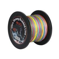 RUNCL Braided Fishing Line 8 Strands, Ultra Strong Braided Line - Smaller Diameter, Zero Memory, Zero Extension, Multiple Colors - 1093Yds/1000M 546Yds/500M 328Yds/300M 109Yds/100M, 12-100LB