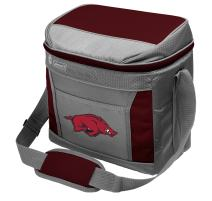 NCAA Soft-Sided Insulated Cooler and Lunch Box Bag, 9-Can Capacity (ALL TEAM OPTIONS)