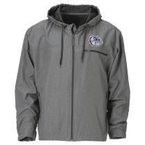 Ouray Sportswear NCAA Penn State Nittany Lions Men's Venture Windbreaker Jacket, Depth, Large