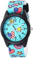 Timex Girls Time Machines Analog Resin Watch