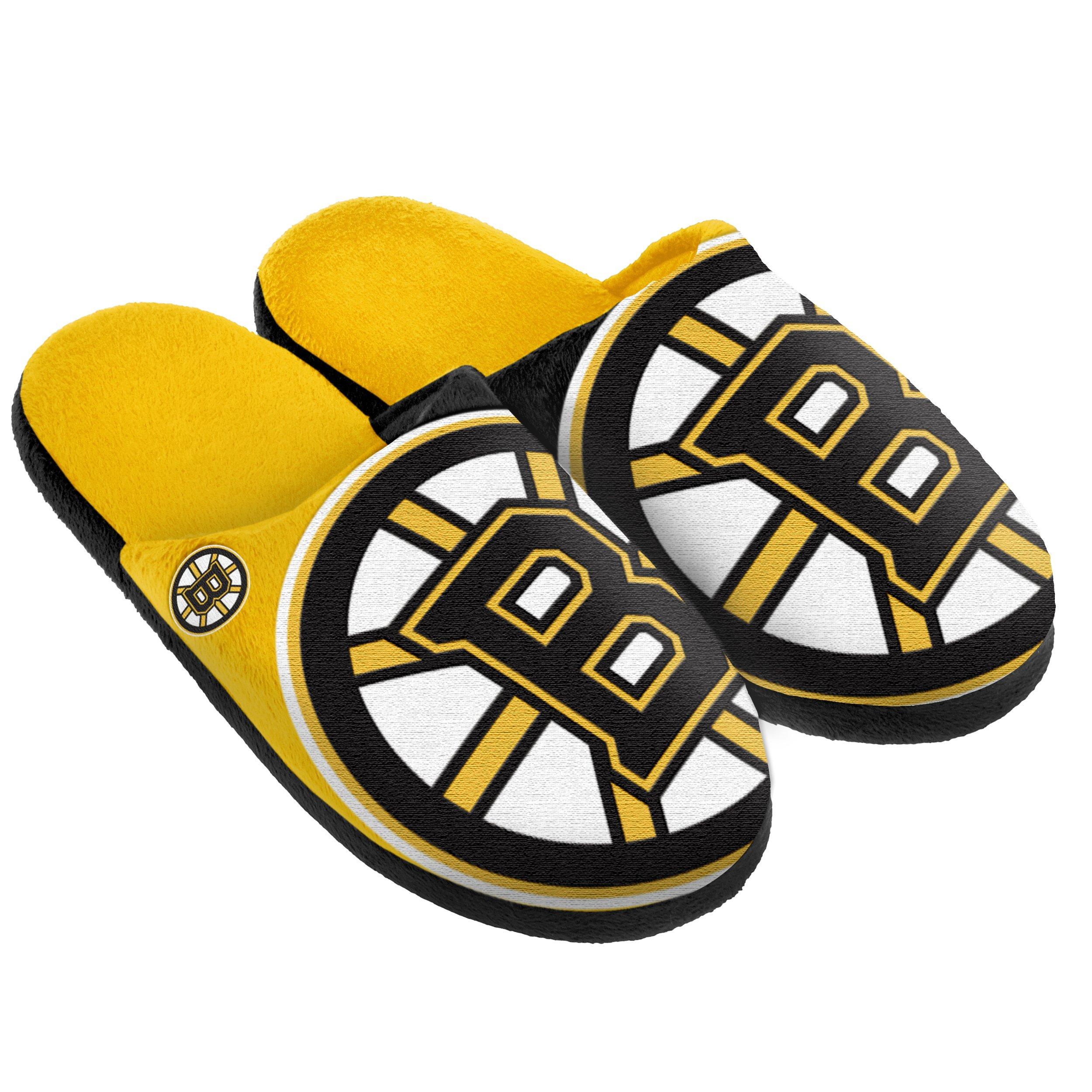 FOCO NHL Unisex Split Color Slide Slipper
