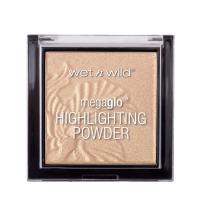 wet n wild MegaGlo Highlighting Powder, Golden Flower Crown , 0.19 Fluid Ounce