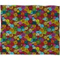 Deny Designs Sharon Turner Graffiti Buttons Fleece Throw Blanket, 30 x 40