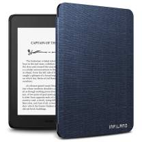 Infiland Kindle Paperwhite 2018 Case Compatible with Amazon Kindle Paperwhite 10th Generation 6 inches 2018 Release(Auto Wake/Sleep),Navy