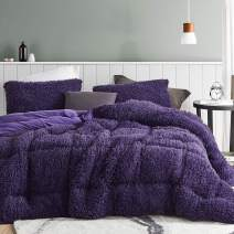 Byourbed Queen of Sleep - Coma Inducer Twin XL Comforter - Purple Reign