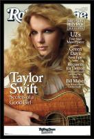 "Trends International Rolling Stone Magazine - Taylor Swift, 22.375"" x 34"", Black Framed Version"