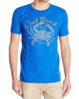 G.H. Bass & Co. Men's Short Sleeve Graphic Print T-Shirt