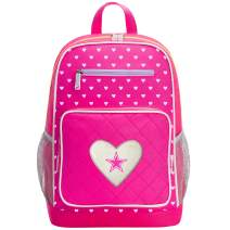 """Officially Licensed NFL """"Fanclub"""" Backpack, Pink, 18"""""""
