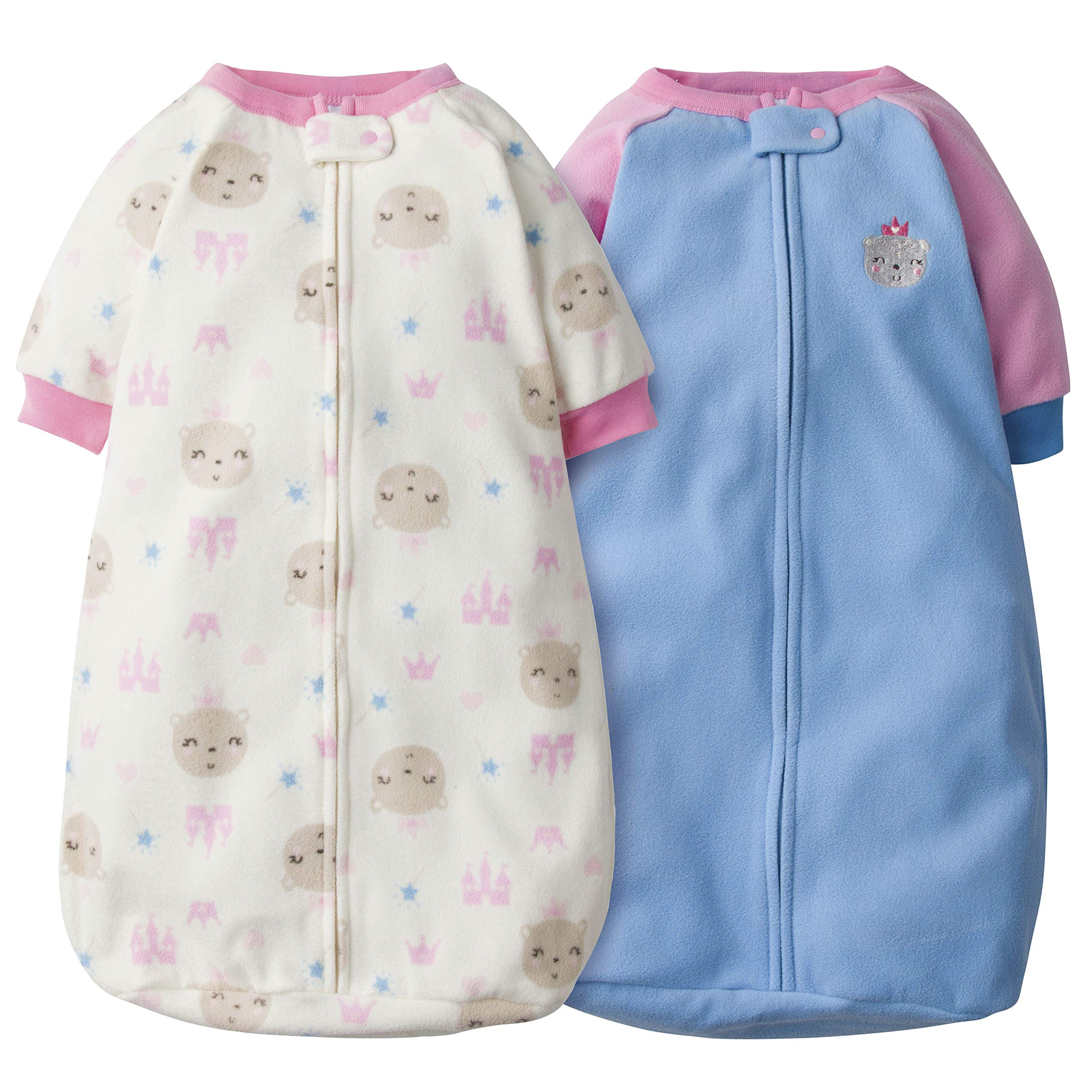 Gerber Baby Girls 2-Pack Sleep Bag
