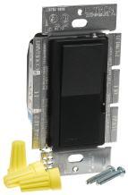 Lutron DVSC-600P-MN Diva 600-Watt Single-Pole Light Dimmer, Midnight