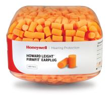 Howard Leight FirmFit Earplug Refill for HL400 Dispenser, 800 Pairs (Two 400-Pair Canisters), NRR 30 (HL400-FF-REFILL)