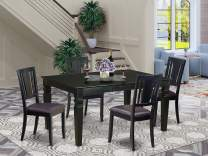 5 PcKitchen nook Dining set - Dining Table and 4 Kitchen Chairs