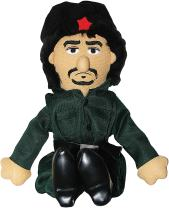 "The Unemployed Philosophers Guild Che Guevara Little Thinker - 11"" Plush Doll for Kids and Adults"