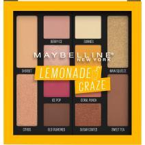 Maybelline Eyeshadow Palette, Lemonade Craze