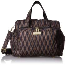 JuJuBe Be Prepared Travel Carry-on/Diaper Bag, Legacy Collection - The Versailles