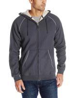 Charles River Apparel Men's Thermal Bonded Sherpa Sweatshirt