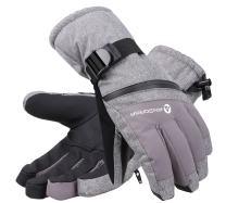 Andorra Men's C-100 Cross Country Textured Touchscreen Insulation Glove