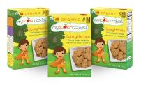 MySuperCookies, Honey Heroes (Organic, Whole Grain & Nut Free) 6.25oz (3 pack)