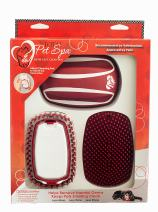 Total Pet Spa Bath-Less Cleaning Kit - Give your dog or cat a bath WITHOUT using water