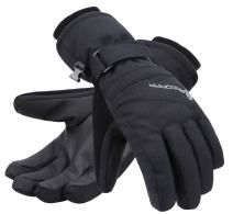 Andorra Women's Waterproof Touchscreen Ski Gloves
