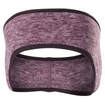 Mndrlin Ear Warmers Winter Fleece Ear Cover Headband Wind Cold Proof Ear Muffs Used in Skating Skiing Riding Cycling Climbing Daily Outwork Sports for Men Women Kids