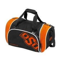 Collegiate Locker Duffel Bag with Shoulder Strap