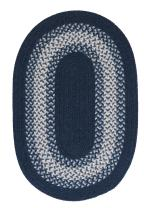 North Ridge Rug, 2 by 4-Feet, Navy