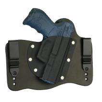 FoxX Holsters Walther PK380 in The Waistband Hybrid Holster Tuckable, Concealed Carry Gun Holster