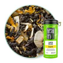 Tiesta Tea, I Gotta Colada, Loose Leaf Pina Colada Oolong Tea, Non-Caffeinated, Metabolism Boosting, Supports Weight Loss, 4oz Tea Tin Canister - 50 Cups, Loose Oolong Tea