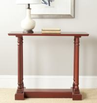 Safavieh American Homes Collection Regan Red Console TableTable