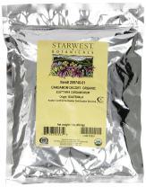 Starwest Botanicals Organic Decorticated Cardamom Seeds, 1 Pound Bulk Spice