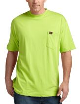 Wrangler Riggs Workwear Men's Short Sleeve Pocket T-Shirt