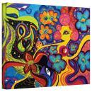 ArtWall Marina Petro Joyful Gallery Wrapped Canvas Art, 18 by 24-Inch