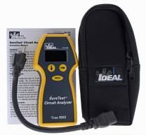 IDEAL INDUSTRIES INC. 61-164 SureTest Circuit Analyzer, CATIII for 300v , Black