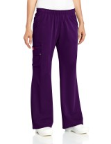 Dickies Women's Xtreme Stretch Elastic Waist Scrubs Pant