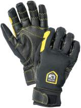 Hestra Ergo Grip Active - Durable 5-Finger Outdoors Glove for Hiking, Kayaking, and Running
