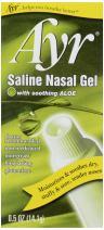 Ayr Saline Nasal Gel, 0.5 oz