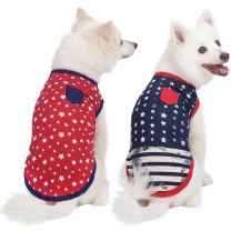 Blueberry Pet 2020 New 9 Patterns Soft & Comfy Sea Lover Shirt - Cotton T-Shirt for Dogs or Kids