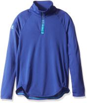 Under Armour Girls' Tech 1/4 Zip (Big Kids)