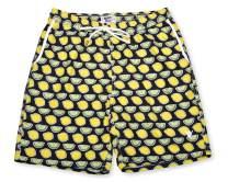 Beach Bros. Men's Swim Trunks Quick Dry Bathing Suit w Elastic Waistband & Pockets