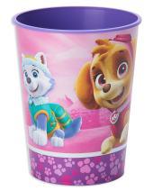 American Greetings Paw Patrol Plastic Party Cup, 16 oz