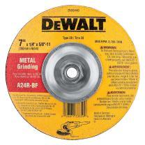 DEWALT DW8446 7-Inch by 1/4-Inch by 5/8-Inch-11 T28 Metal Grinding