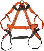 Klein Tools 87023 Lightweight Fall-Arrest Harness, XX-Large