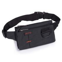 liangdongshop Travel Waist Bag Sporty Fanny Pack Unisex Water Resistant Nylon Sport Bumbag Crossbody Chest Pouch