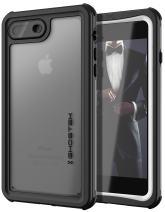 Ghostek Nautical Series Slim Waterproof iPhone 7 Plus Case/iPhone 8 Plus Case (White)