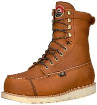"Irish Setter Men's Wingshooter Steel Toe 8"" Work Boot"