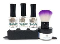 TP Gel Dip Powder System. Easy to use and grow your real nails, nail enhancement.