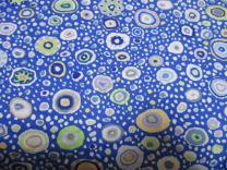 FreeSpirit Fabrics 0365049 Kaffe Fasset Collective Roman Glass Blue Fabric by the Yard
